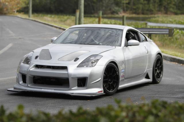Nissan Race Car >> NISSAN 350Z RACE CAR WITH 370Z RACE ENGINE 415 HP