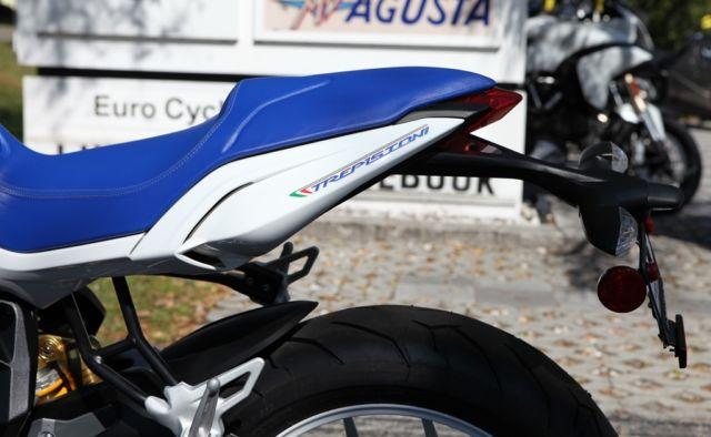 NO RESERVE! NEW 2014 MV AGUSTA BRUTALE 800 ITALIA. Exotic