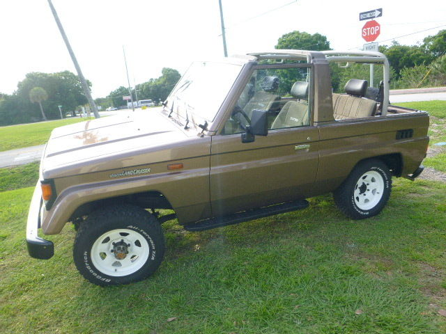 No Reserve Rare Original Toyota Landcruiser Lj73 Turbo