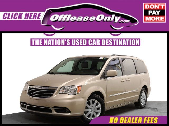 Off Lease Only Cashmere Sandstone Pearlcoat 2016 Chryslertown Countrytouring F