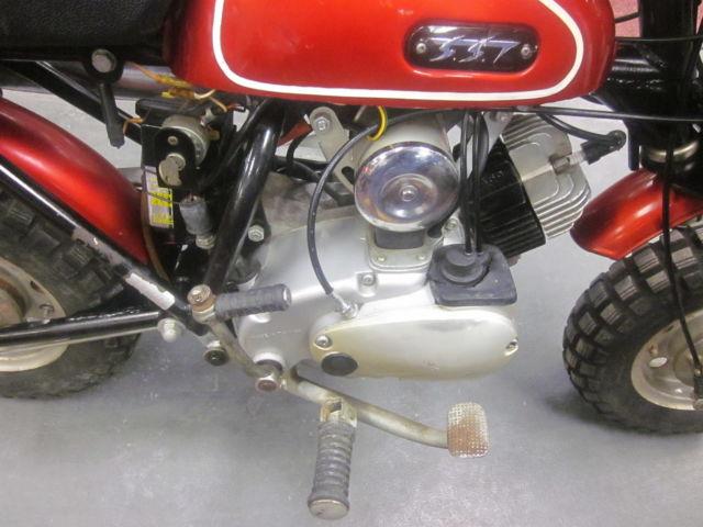 Vintage Honda 50 Teile