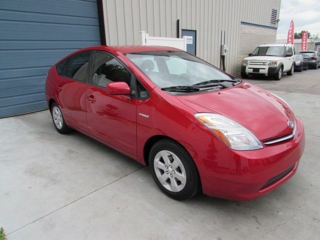 One Owner 2007 Toyota Prius Hybrid Electric 58 Mpg 07 Xw20 Sulev Knoxville Tn