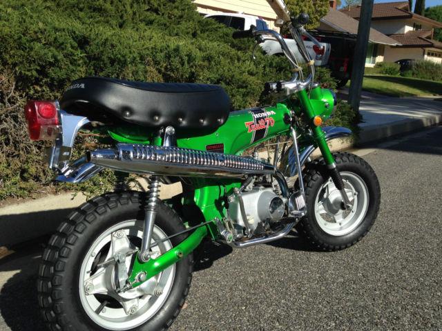 Honda Thousand Oaks >> Original 1971 Honda CT70H 4 speed 934 miles. CT70 CT Z50 ...