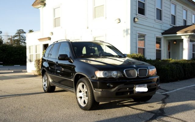 Owner BMW X5 for Sale Clean title low mileage shiny black