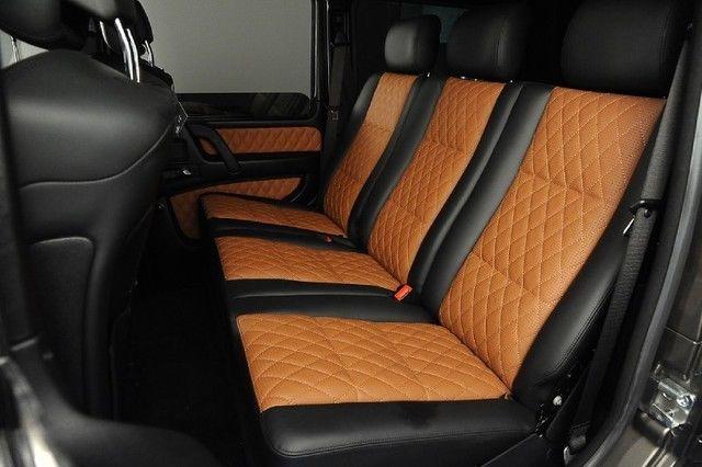Pa6 package designo diamond leather carbon fiber interior alcantara for Texas leather interiors dallas