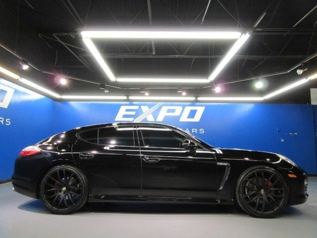 Porsche Panamera 22 Inch Wheels Bose Navigation Cooled