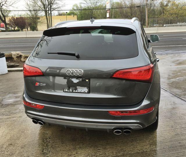 2015 Audi Sq5 Interior: PRISTINE LOW MILES 2015 AUDI SQ5 PREMIUM PLUS MONSOON GRAY