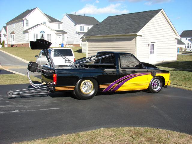 pro street sonoma truck s10
