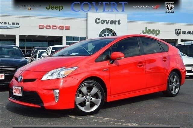 r03893a used toyota prius persona series special edition red hatchback automatic. Black Bedroom Furniture Sets. Home Design Ideas