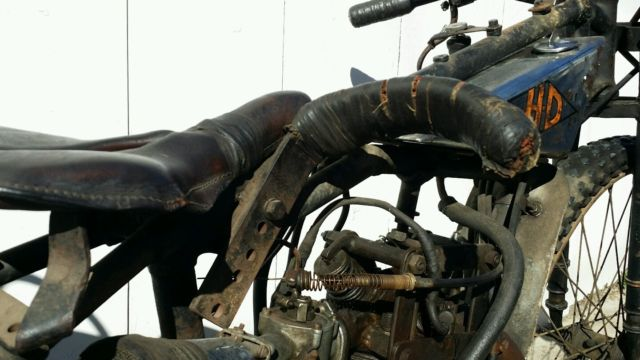 1928 Harley Davidson Ohv 350cc Peashooter: Rare 1920s Harley Davidson Peashooter Racer Track Bike