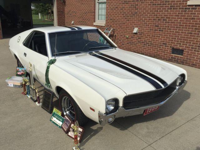 Rare 1968 Amx Low Miles American Motors Muscle Car Mopar