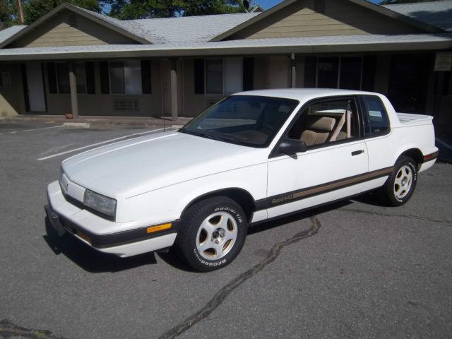 Rare 1991 Oldsmobile 442 W40 High Output Quad 4 Engine 5 Speed
