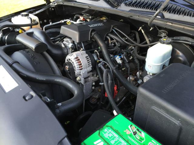Chevrolet Silverado 1500 2000 Technical Specifications