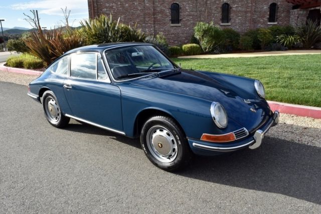 rare factory aga blue 912 coupe w  black leather fully restored BMW 335Xi Wheels for Sale BMW 335Xi Coupe for Sale
