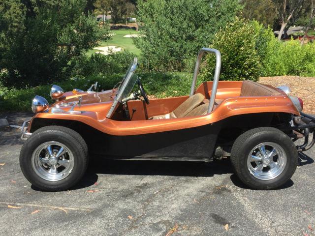Northern California No Rust: Rare Genuine VW Meyers Manx Dune Buggy No Rust California