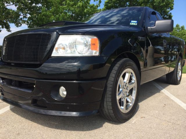roush f 150 nitemare for sale texas autos post. Black Bedroom Furniture Sets. Home Design Ideas