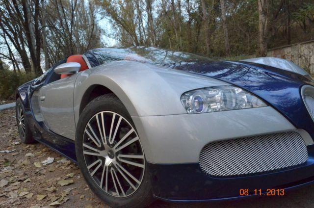 Replica Bugatti Veyron Supercar Replica For Kids It S