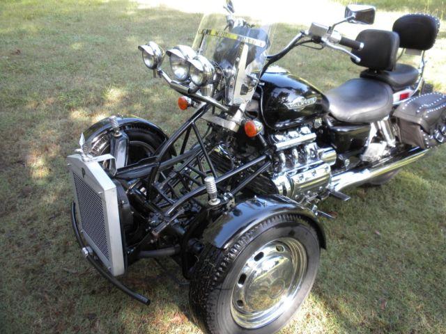 reverse trike honda valkyrie cc