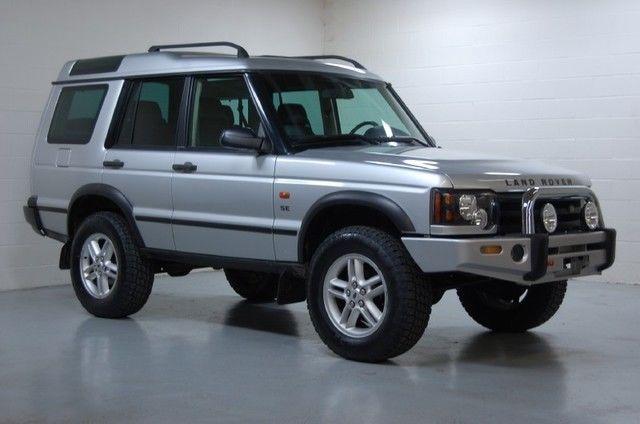 Rover ARB off road 4x4 lifted mud tire Terra Firma shocks ...
