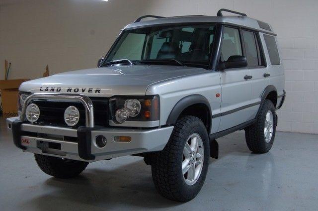 Rover Arb Off Road 4x4 Lifted Mud Tire Terra Firma Shocks