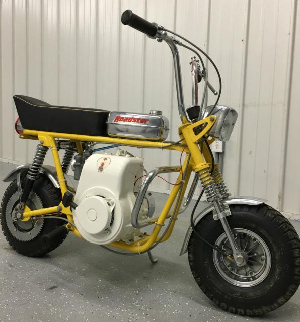 Vintage Mini Bike 58