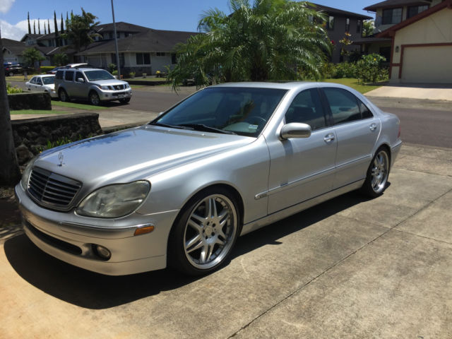 S430 s500 s600 brabus amg for Mercedes benz oahu