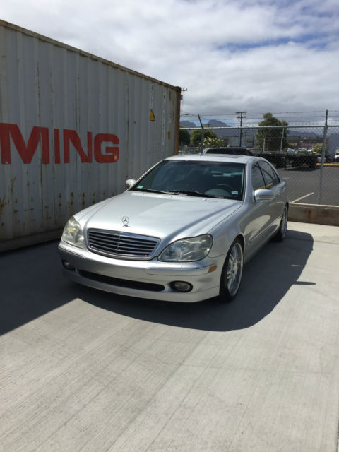 S430 s500 s600 brabus amg for 2000 s500 mercedes benz