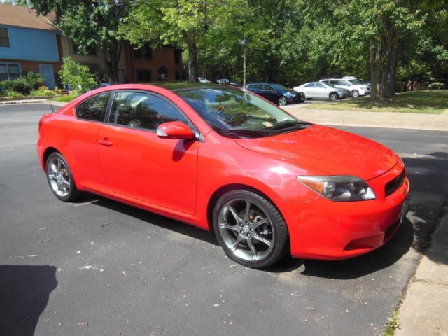 Scion Tc Limited Edition Custom Leather Only 48k Miles