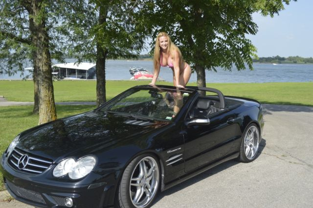 sl55 amg with 030 performance package. Black Bedroom Furniture Sets. Home Design Ideas