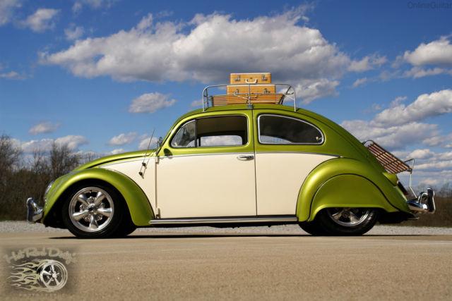 Lexington Volkswagen >> Slammed 56 VW Oval Window Restored Hot Rat Street Rod No Air Ride Bagged Bug Bus
