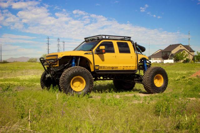 sparks motors 2011 ford f 350 diesel brodozer custom rock crawler
