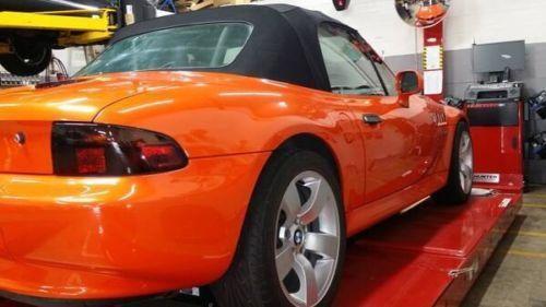 Sunset Orange Custom Color