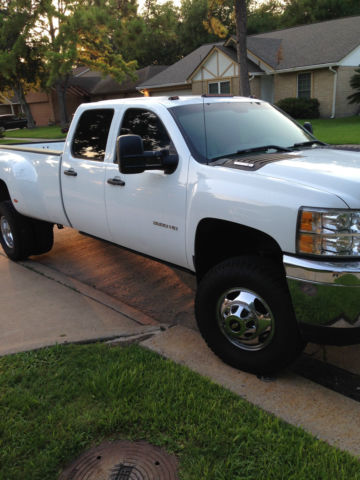 Super Clean Crew Cab Wd Lifted Dually Not Duramax Supercharged L Lsx on Duramax Crate Motor