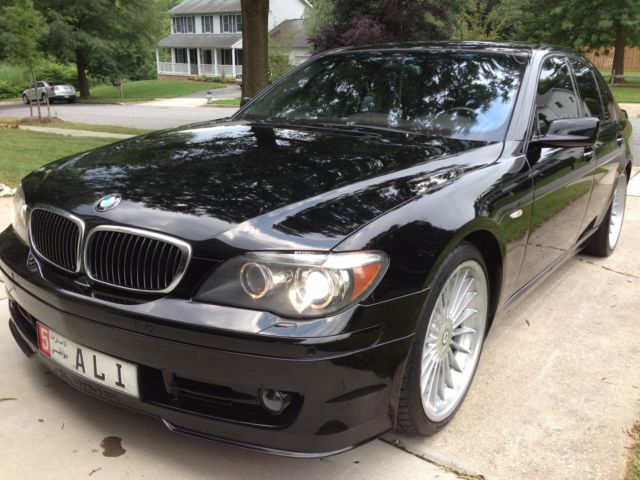 SuperCharged BMW Alpina B For Sale - 2007 bmw alpina b7 for sale