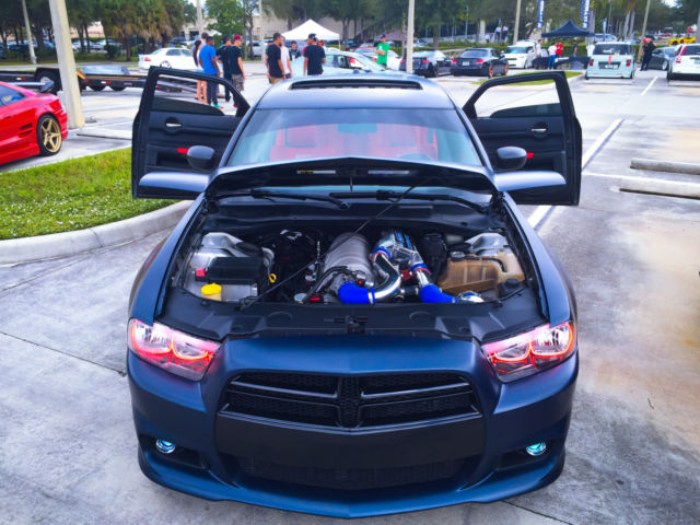 Dodge Magnum Front End Conversion >> Supercharged suicide door SRT magnum with charger front conversion
