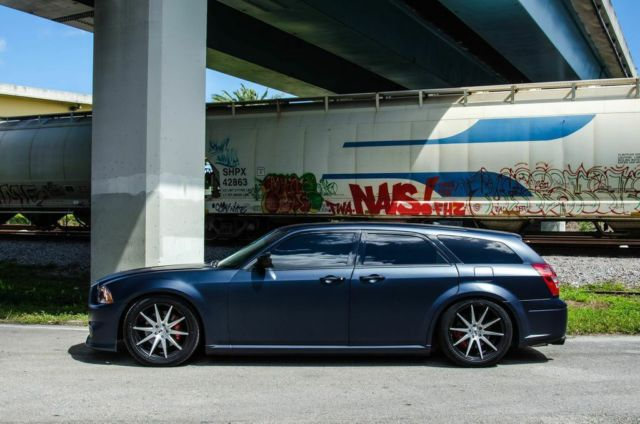 Supercharged Suicide Door Srt Magnum With Charger Front
