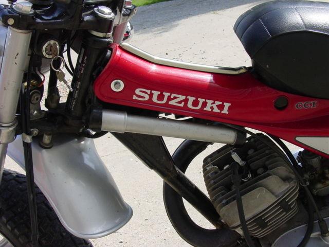 Suzuki Drz 125 >> Suzuki RV 125 Mini Bike Moped Pit Bike Trail Bike Honda ...