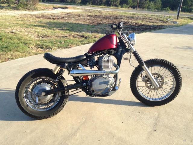 suzuki savage ls650 custom build brat style bobber. Black Bedroom Furniture Sets. Home Design Ideas