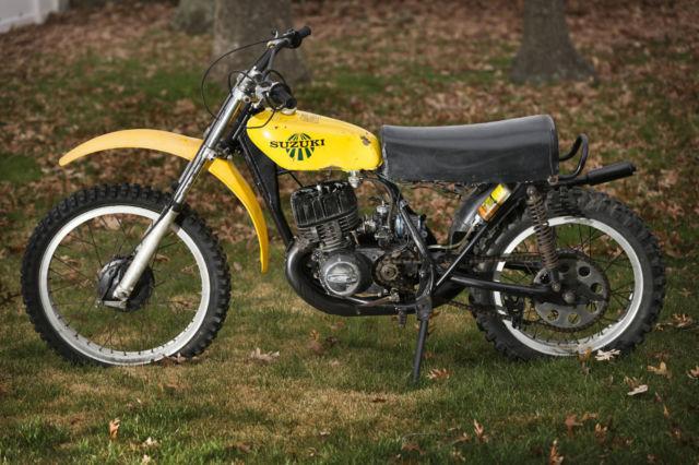 Suzuki  Dirt Bike Parts