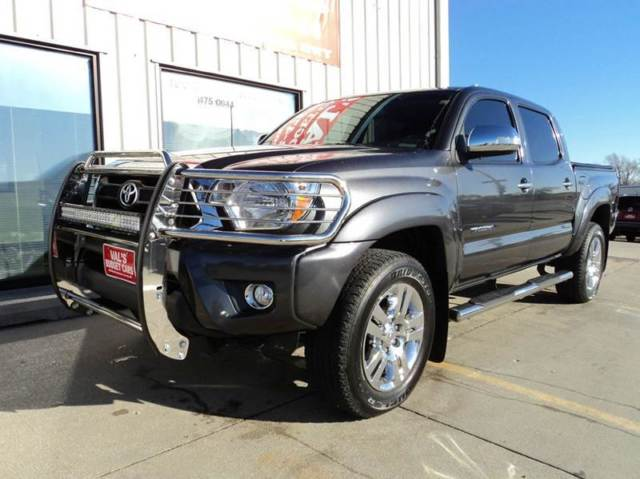 tacoma double cab 4x4 limited package 4 0 v6 shortbed auto. Black Bedroom Furniture Sets. Home Design Ideas