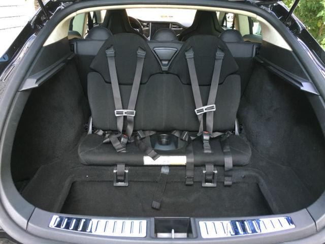 Tesla model s 7 passenger