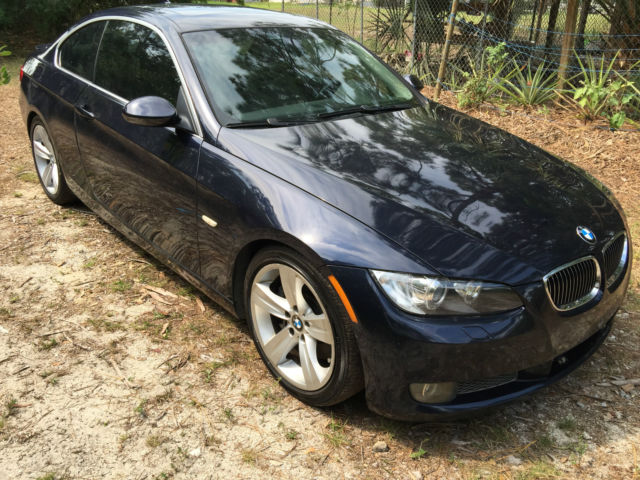 The Ultimate Driving Machine 2007 BMW 335i Base Coupe 2Door 30L