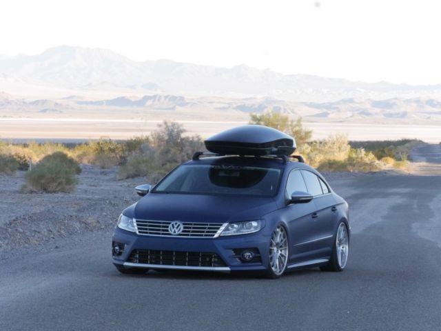 The Ultimate Volkswagen CC w/ AWD swap -SEMA car-