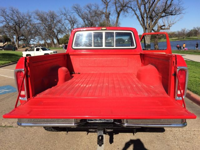 Totally Restored 1978 F150 4x4 Short Bed