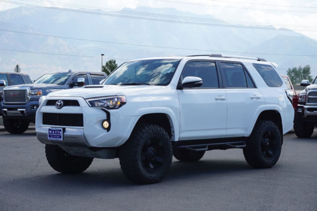 Toyo 4runner Trail Edition 4x4 Custom Lift Wheels Tires