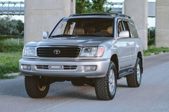 Toyota Land Cruiser 73k Miles Old Man Emu Bfg Loaded Rare Mint