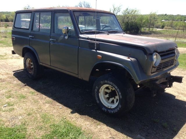 Toyota Land Cruiser FJ55 Parts or Off-road use only - 1974