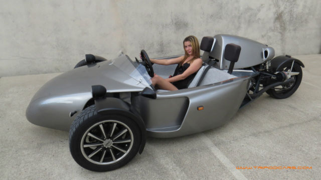 Tri Pod Reverse Trike Project Kit Car Chassis Only