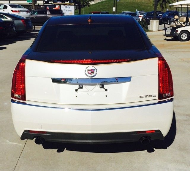 Awd Cadillac Cts: Two Tone Cadillac Billy Navarre 2009 Low Miles Clean