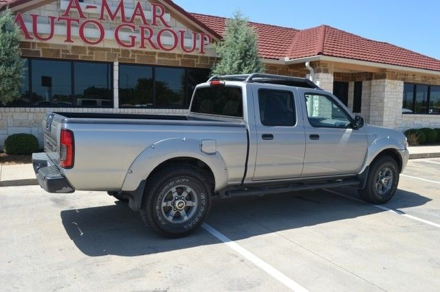 Used 03 Nissan Xe Crew Cab Pickup 3 3l V6 Aftermarket Stereo